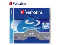 Blu-ray disc VERBATIM BD-RE 25GB