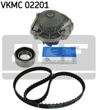 Vattenpump + kuggremssats SKF VKMC 02201