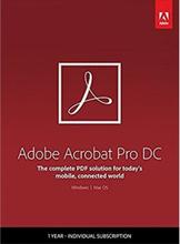 Acrobat Pro DC - Malajski Licencja elektroniczna