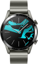 Huawei Watch GT2 Latona-B19 46mm Stainless Steel - Titan Grau
