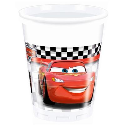 Cars Formula, Plast kop