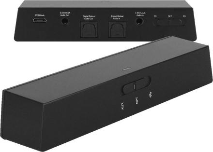 Monacor RTX-4 Bluetooth-sender/mottaker