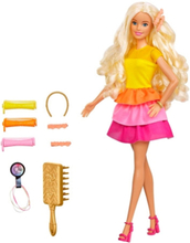 Barbie Ultimate Curlers Leksaksset