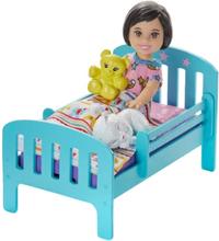 Barbie Babysitter Bedtime Leksaksset