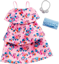 Barbie Fashion Complete Look - Klänning