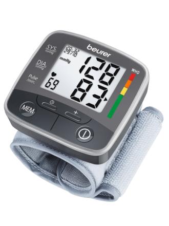 BC 32 blodtrykksmåler for håndleddet Beurer nøytral