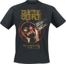 Suicide Silence - Where Is Your God -T-skjorte - svart