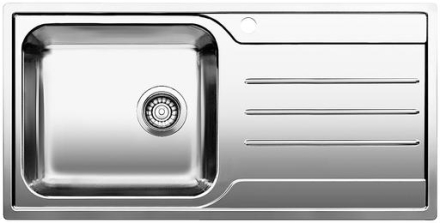 Blanco Median XL 6S-IF 1H venstre Køkkenvask 100x50 cm, Rustfrit stål