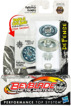 Beyblade Twisted Tempo/Beyblade Basalt Horogium - Hasbro
