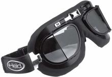 Held Classic 9805 Motorbrille i sort