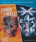 Jason Goes to Hell/Jason X (Blu-ray) (Tuonti)
