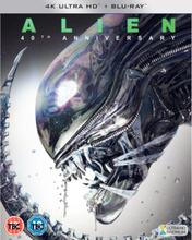 Alien 40. Jubiläum 4K Ultra HD (Inkl. Blu-Ray)