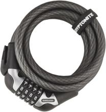 Kryptonite Kryptoflex 1218 Combo Cable Lock 2020 Kombinationslås
