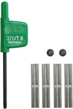 Festool HW-WP Utbytesskär 20x4,1x1,1mm, 4-pack