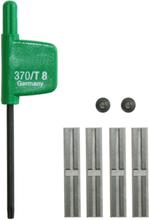 Festool HW-WP Utbytesskär 25x5,5x1,1mm, 4-pack