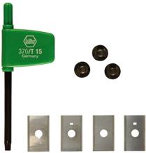 Festool HM-WP Vändskär 50x5,5x1,1mm, 4-pack