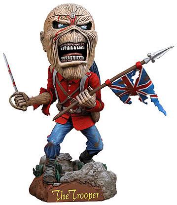 Head Knocker - Iron Maiden Eddie The Trooper