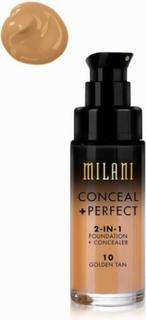 Milani Conceal & Perfect Liquid Foundation Golden Tan