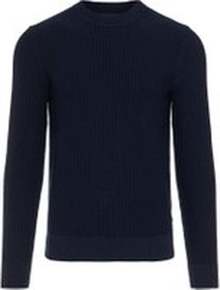 J.LINDEBERG Remus Vertical Structure Sweater Man Blå