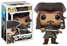 Pirates of the Caribbean (Piraten der Karibik) Jack Sparrow Pop! Vinyl Figur