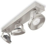 Philips myLiving LED-spotlight Spur 3x4,5 W krom 5