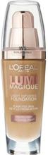 L'Oreal Lumi Magique Liquid Foundation W5 Gold Sand 30 ml