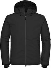 FÅK Niyama Ski Jacket Men's Herre skijakker fôrede Sort M