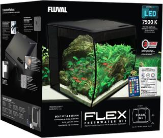 Fluval Flex Akvariesæt - Underskab til 57 l akvarie