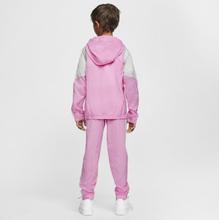 Nike Sportswear Older Kids' Woven Tracksuit - Pink