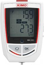 Kimo KH220 Temperatur- och fuktlogger