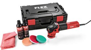 Flex XFE 7-12 80 Set Polermaskin med tillbehör