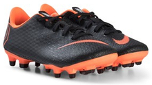 premium selection a00f2 003bc NIKE JR Academy PS MG Fotbollskor Svart och Orange 27.5 (UK 10)