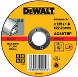 Dewalt Standard Kapskiva för aluminium 125x1,6x22,