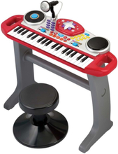 Keyboard w Stool