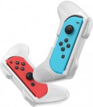Baseus 2-Pack Joy-Con Kontroll Handtag För Nintendo Switch Grå
