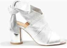 Sandały srebrne Gulietta