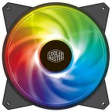 Cooler Master MasterFan MF120R ARGB - Indsats med blæser - 120 mm - adresserbar RGB
