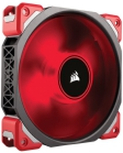 CORSAIR ML Series ML120 PRO LED Premium Magnetic Levitation - Indsats med blæser - 120 mm - rød