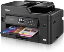 Brother MFC-J5330DW - printer - farve - Inkjet - Legal (216 x 356 mm) - 1200 x 4800 dpi - (original) A3/Ledger (medie) - op til 12 spm (kopiering) /