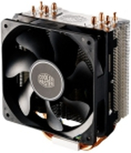 Cooler Master Hyper 212X - Processor-køler - (for: LGA1156, AM2+, AM3, LGA1155, AM3+, LGA2011, FM1, FM2, LGA1150, FM2+, LGA2011-3, LGA1151) - alumini