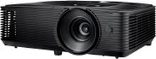 Optoma HD144X - DLP-projektor - bærbar - 3D - 3400 lumen - Full HD (1920 x 1080) - 16:9 - 1080p