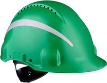 3M Peltor G3000 Skyddshjälm med reflexer Grön