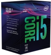 Intel Core i5 8600K - 3.6 GHz - 6 kerner - 6 tråde - 9 MB cache - LGA1151 Socket - Box