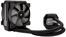 CORSAIR Hydro Series H80i v2 High Performance Liquid CPU Cooler - Processors flydende kølesystem - (for: LGA1156, AM2, LGA1366, AM3, LGA1155, LGA2011