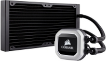 CORSAIR Hydro Series H115i PRO Liquid CPU Cooler - Processors flydende kølesystem - (for: LGA1156, AM2, LGA1366, AM3, LGA1155, LGA2011, FM1, FM2, LGA