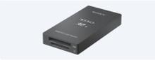 Sony MRWE90, SD,XQD, USB 3.0 (3.1 Gen 1) Type-A, Grå, 5 - 40 °C, 51,8 g, 50 x 14,2 x 98 mm (1.97 x 0.56 x 3.86)