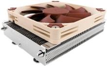 Noctua NH-L9a-AM4 - Processor-køler - (for: AM4) - aluminium med nikkel belagt kobber base - 92 mm