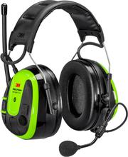 3M Peltor WS Alert XPI Hörselskydd Bluetooth med hjässbygel