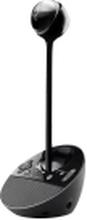 Logitech BCC950 ConferenceCam - Webcam - PTZ - farve - 1920 x 1080 - audio - USB 2.0 - H.264