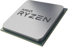 AMD Ryzen 5 3400G - 3.7 GHz - 4 cores - 8 tråde - 4 MB cache - Socket AM4 - Box